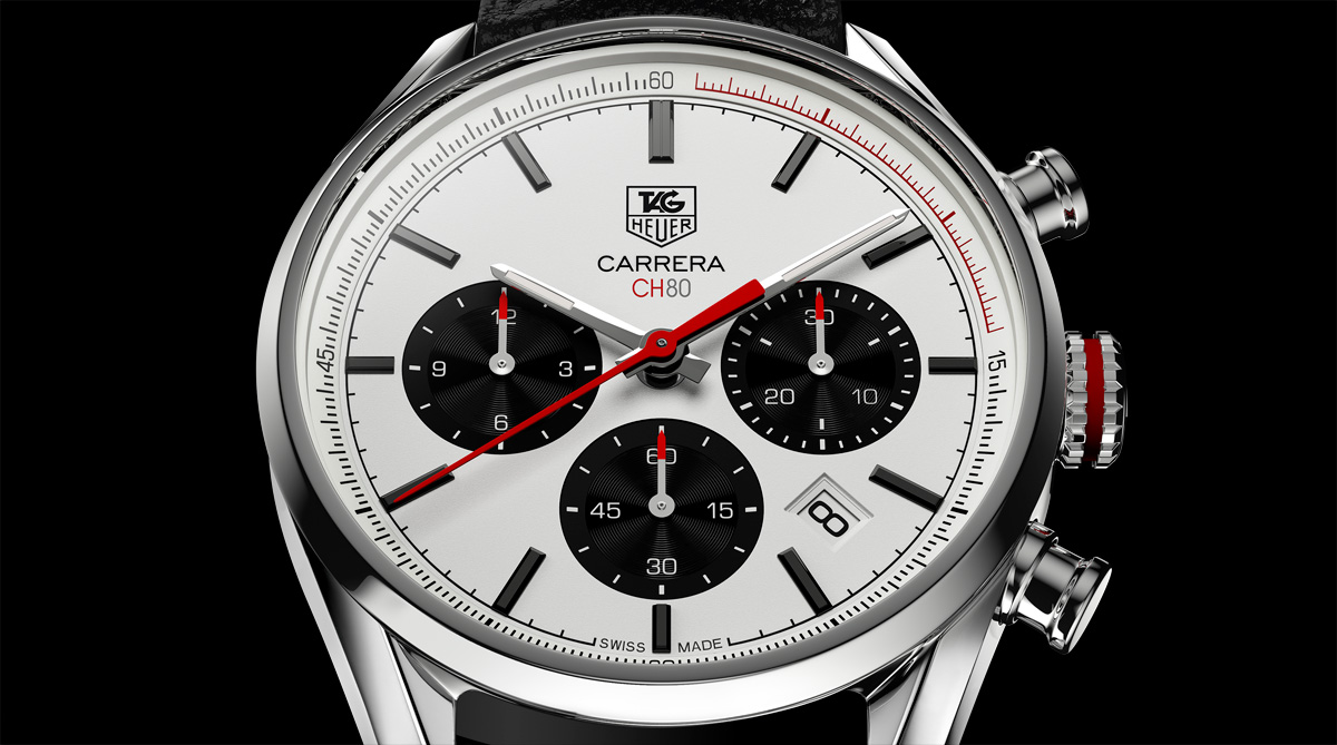 History of TAG Heuer
