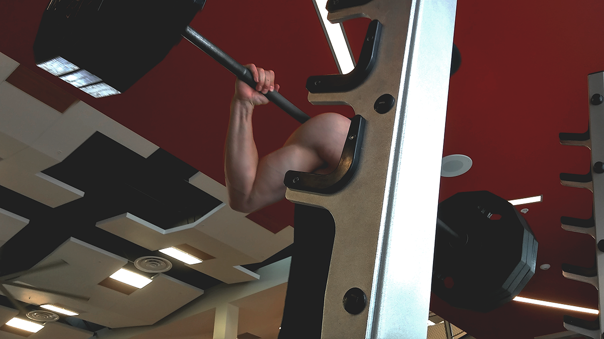 aspiring bodybuilder