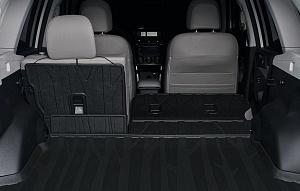 2016 Subaru Forester Rear Cargo Area