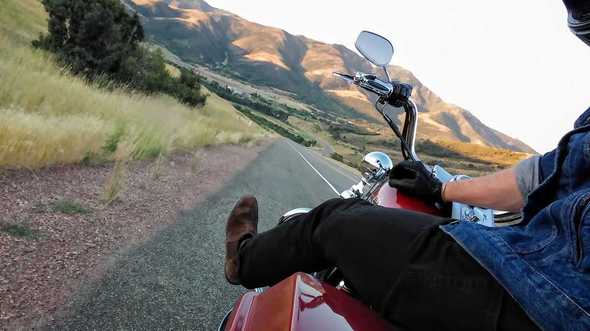 Learn How to Ride a Motorcycle Masks