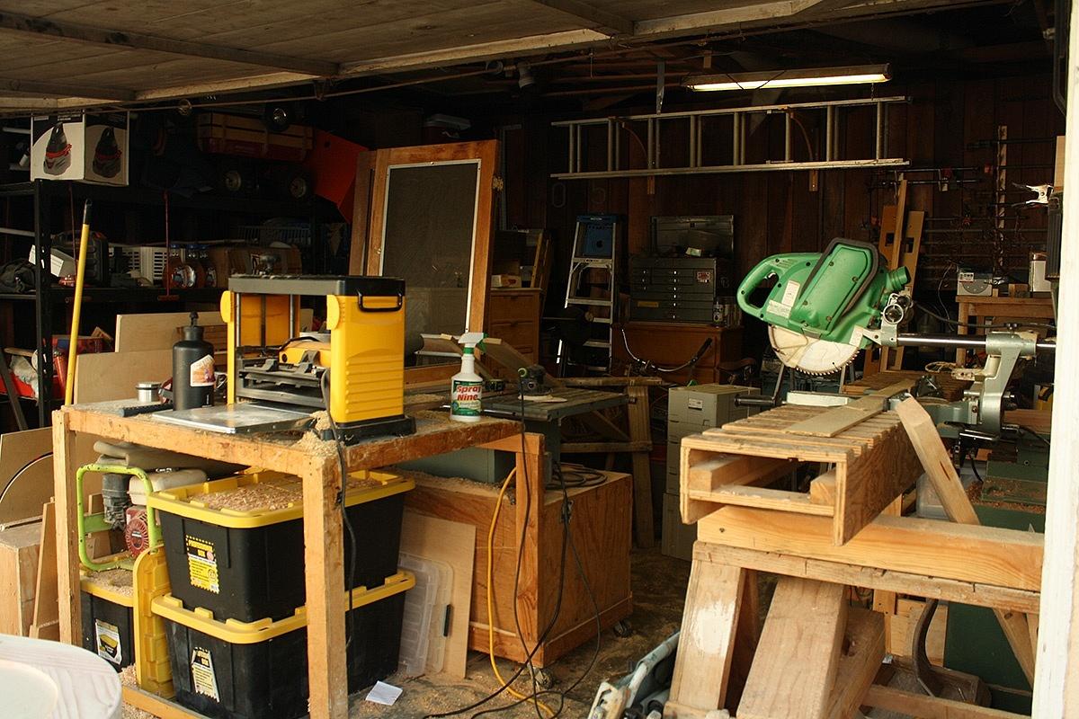 Clean Your Garage Spray Nine Dirty Garage FactoryTwoFour