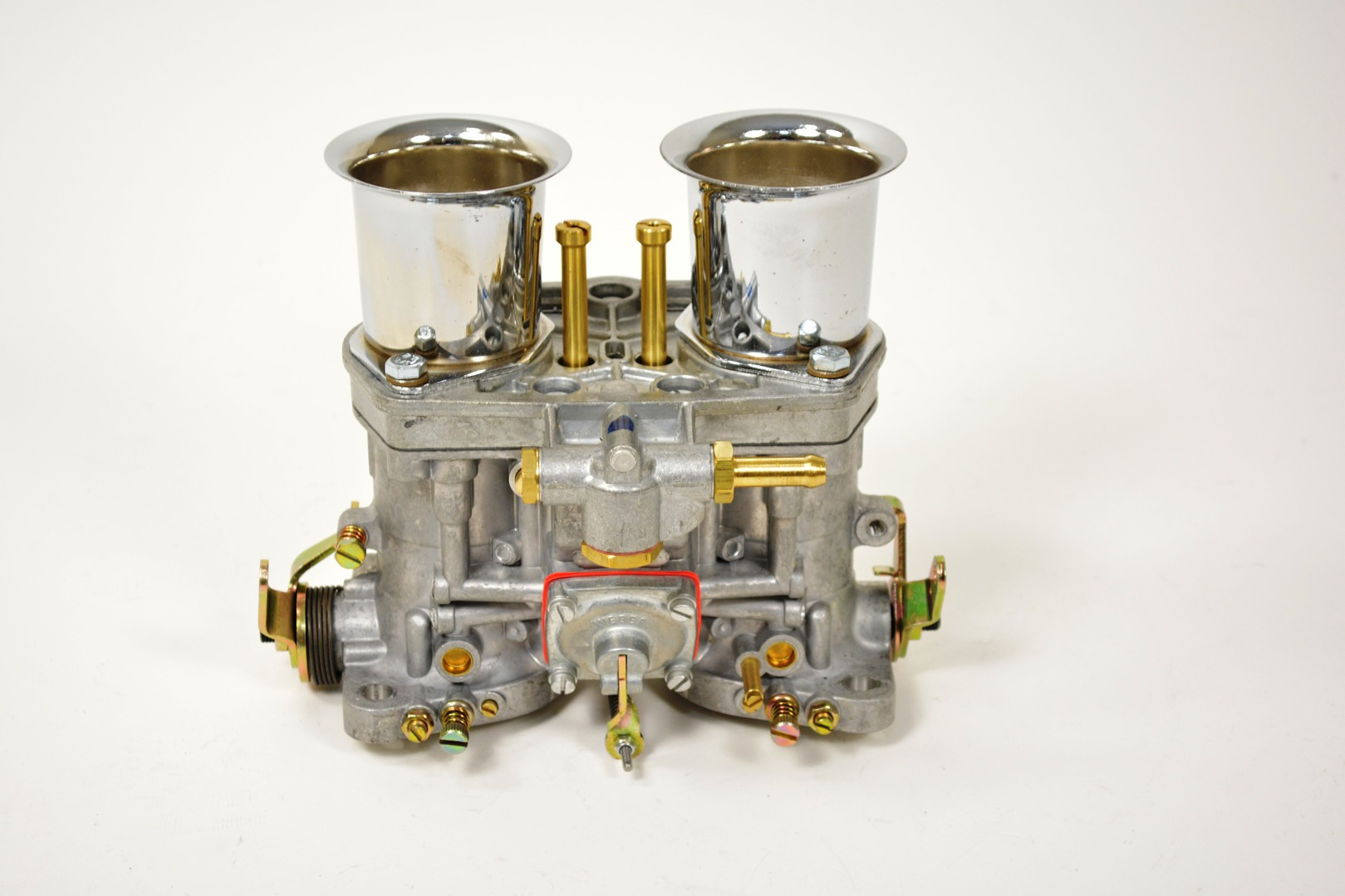 rebuilding carburetors