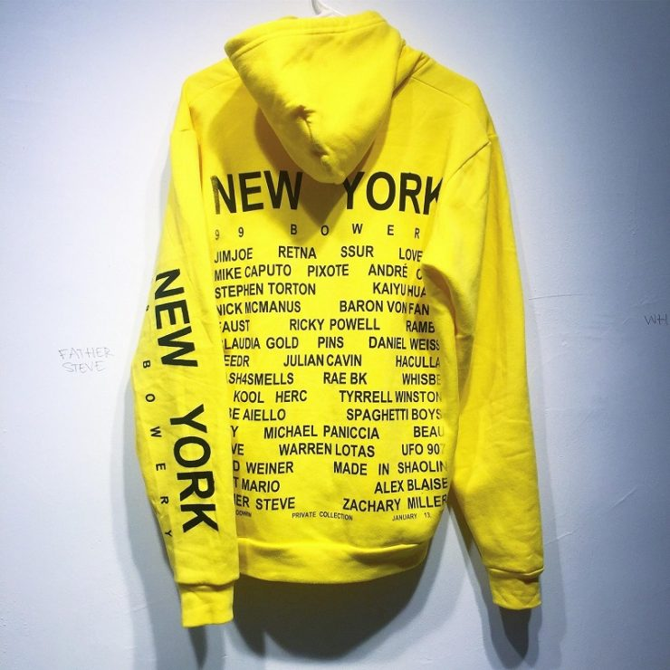 NYC Artist Profile: Jerami Goodwin/STAINO