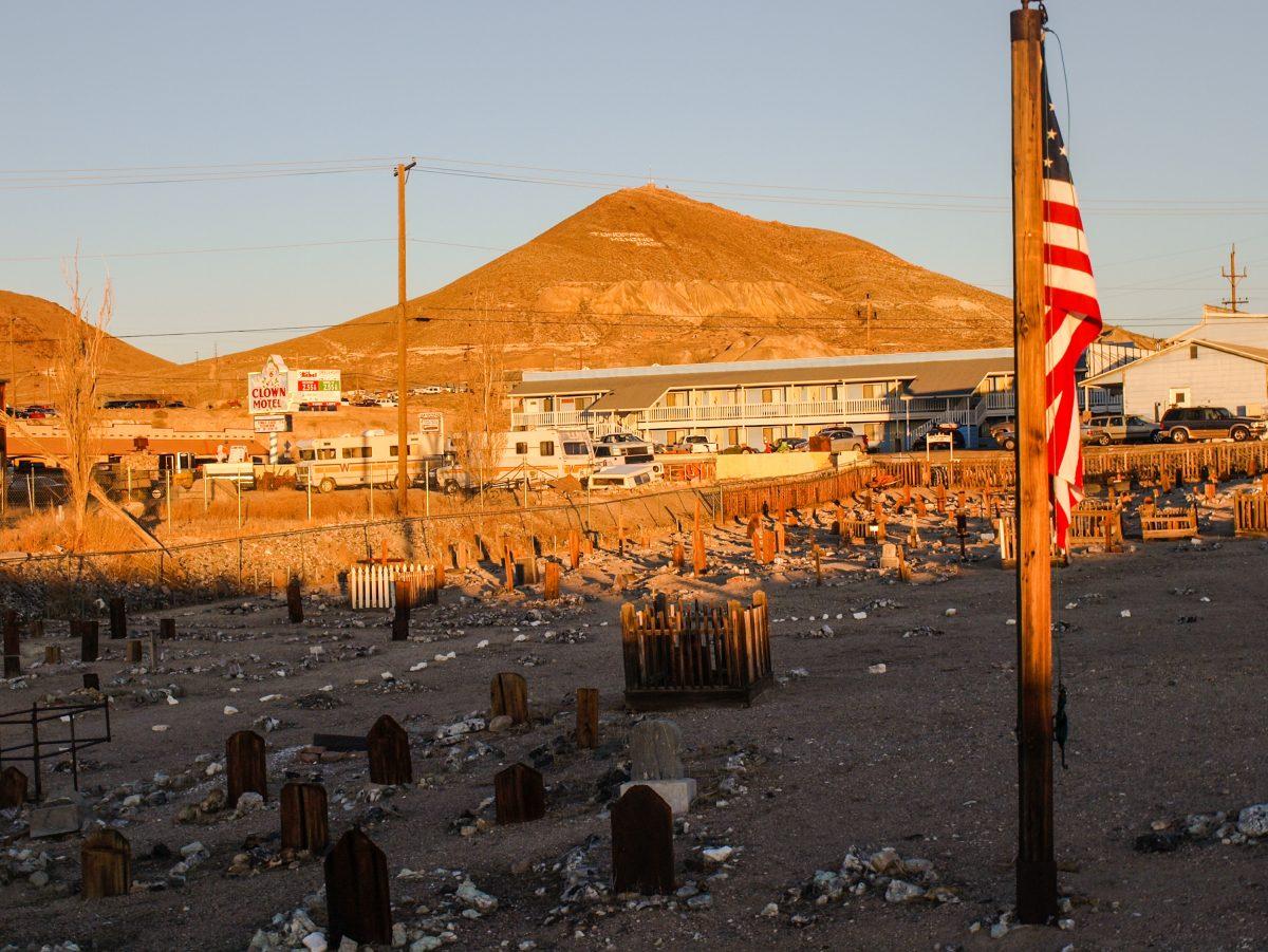 Tonapah cemetery g