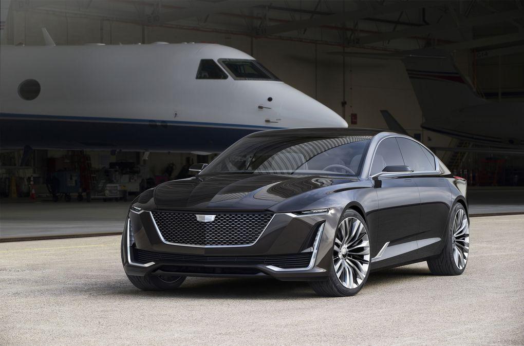 2016 Cadillac Escala Concept — Exterior