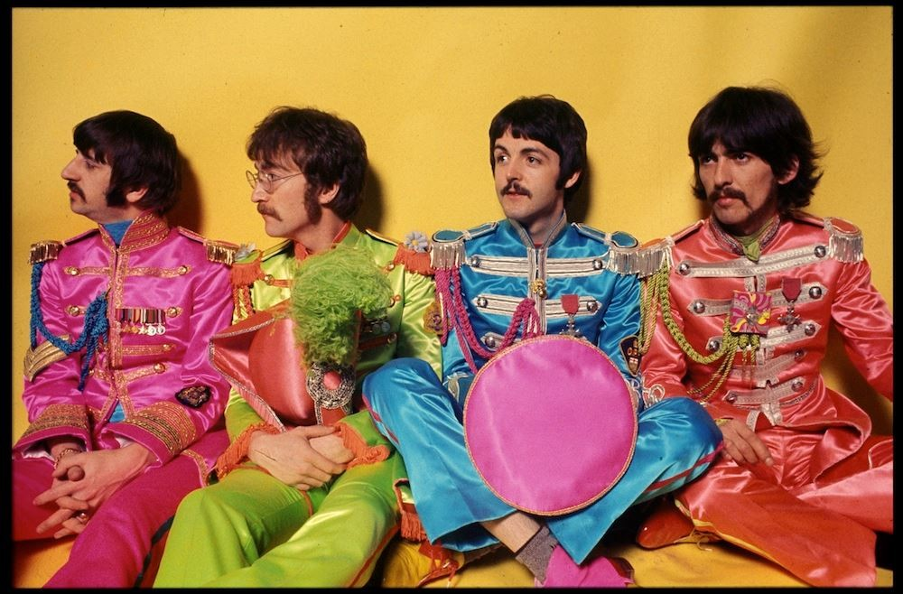 Sgt. Pepper's Lonely Hearts