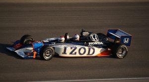 Indy Racing Experience Ride Program