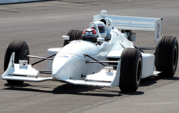 Indy Racing Experience: Ride Program