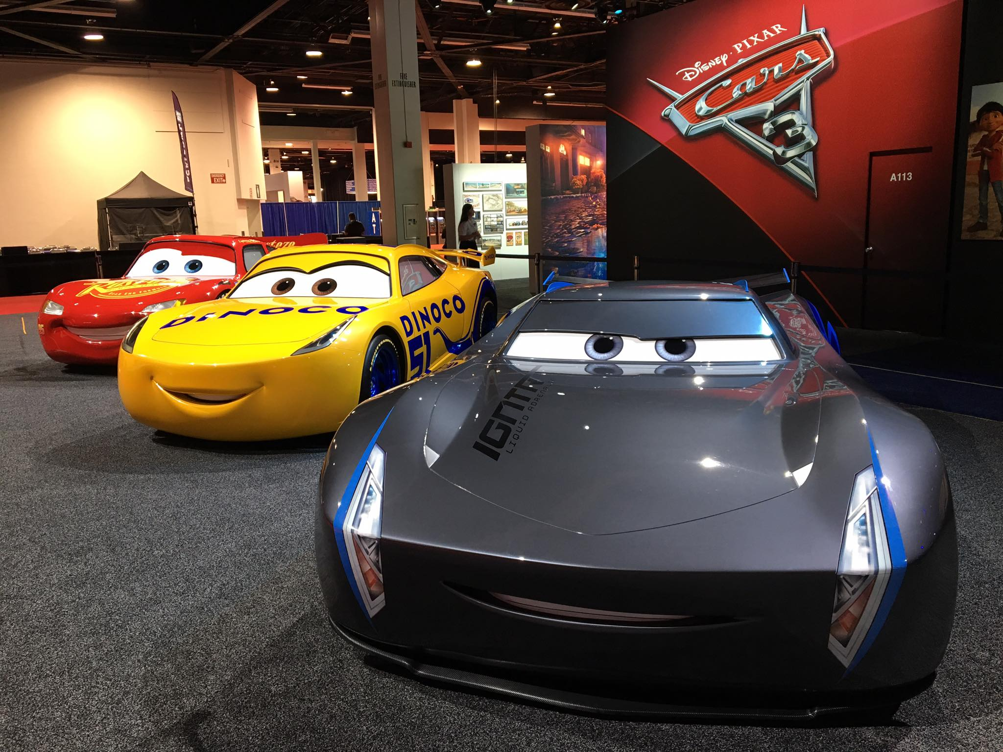 Drivin L A With Andrew Chen Cars Of D23 Expo 2017