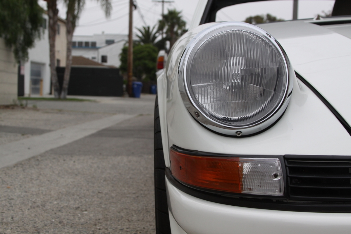 Porsche Backdate 2.7 RS