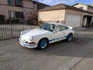 Porsche 911 Backdate 2.7 RS