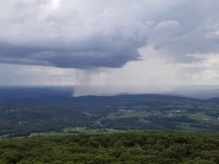 The Rain Burst