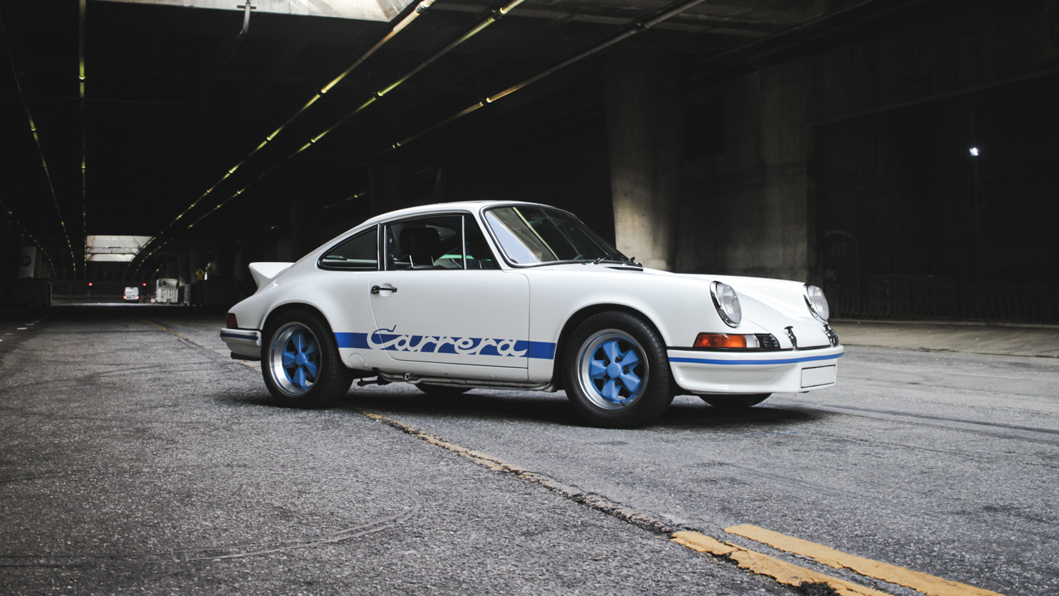 Porsche backdate 911 2.7 RS replica FactoryTwoFour