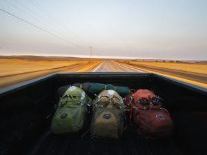 Packed for Desert Camping