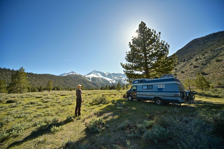 Living the Vanlife in Yosemite