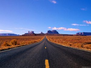 road Iconic American Highways