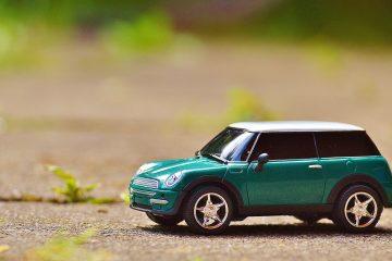 Toy car mini