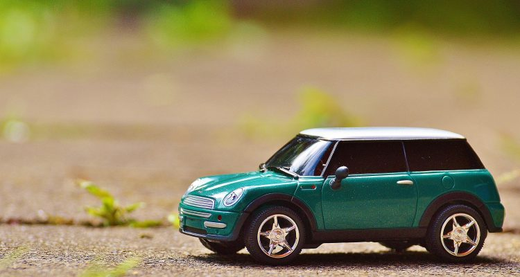 Toy car mini