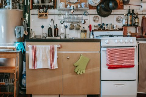 Renovate Your Kitchen Improve Your Kitchen failing water heater