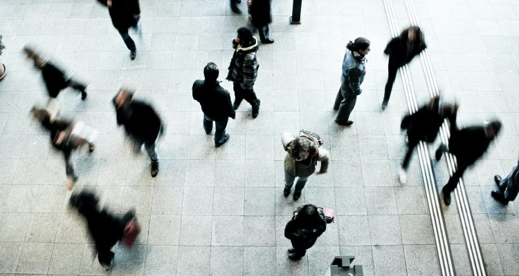 Injuries at Work people walking on grey concrete floor during daytime