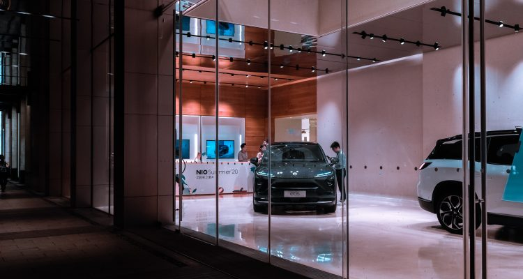 Buying A new car extended car warranty white car in a building