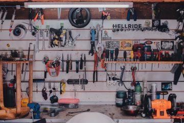 Car Tools storage space