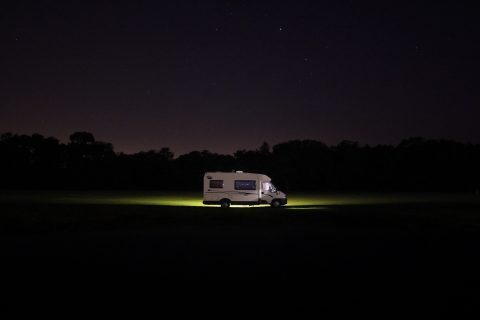 Road Trip With Your Kids motorhomes
