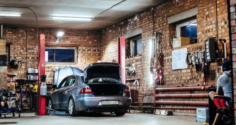 Your Car Maintaining a Used Car Parts Storage Space