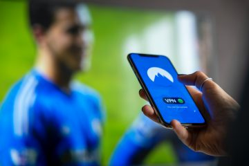 Smartphone VPN