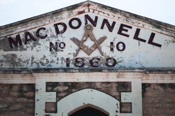 Freemasons Mac Donnell building