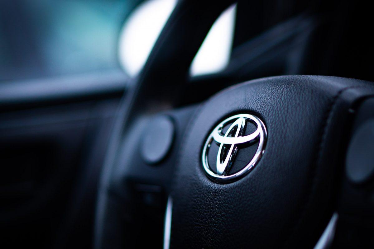 Road Trip black toyota car steering wheel